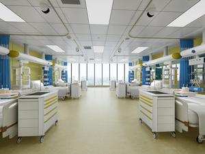 内科六人ICU-1